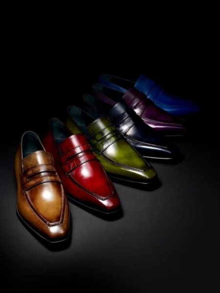 Colored Loafer