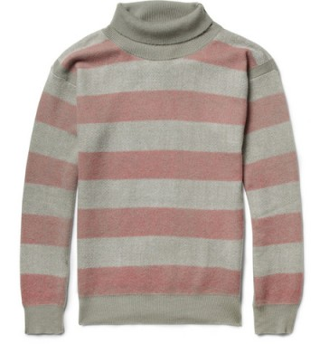 Striped Sweater - Burberry
