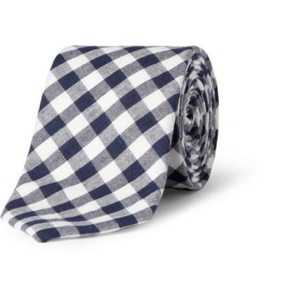 J Crew Cotton Necktie 2