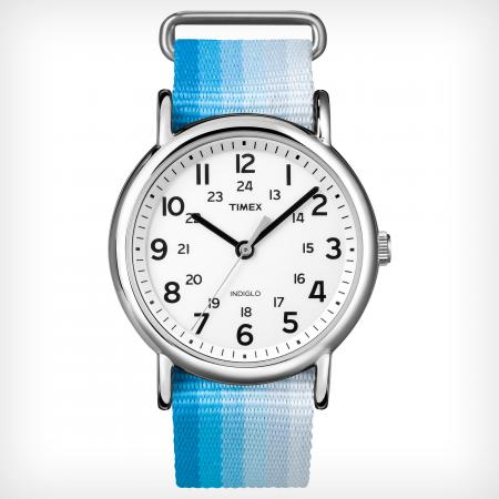 Timex - Multi Blue