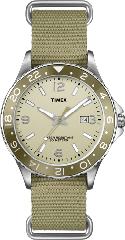 Timex - Olive Green