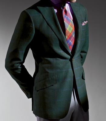 Phineas Cole Green Sport Jacket « The Gentlemen's Standard