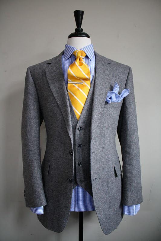 Wide Width Necktie