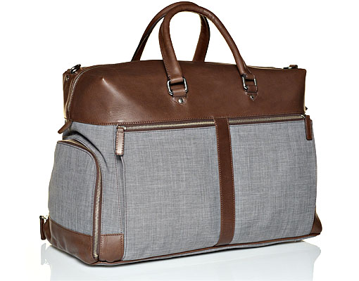 Suit Supply Duffel Bag