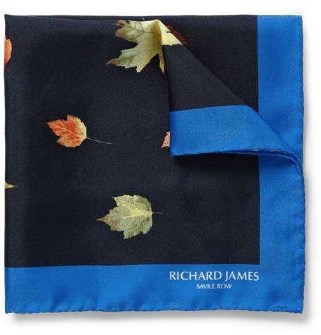 Richard James Leaf Print PS