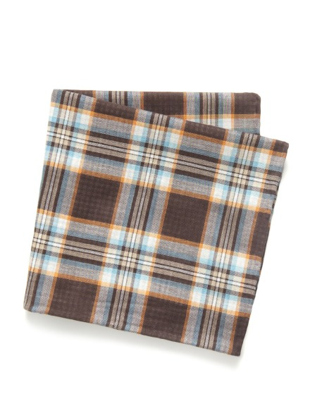 The Tie Bar Pocket Square Plaid