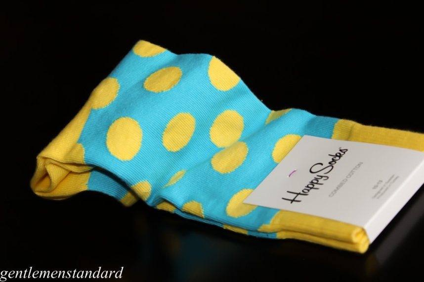 Polka Dot Happy Socks