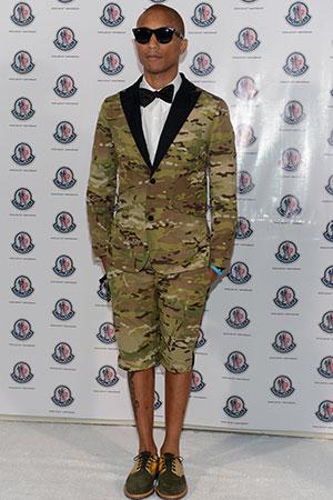Pharrell Camo
