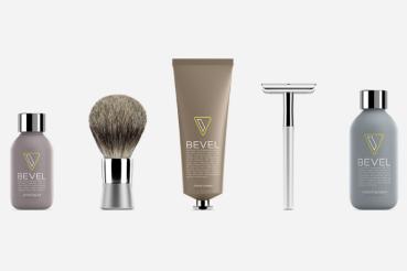 Image result for bevel shave logo