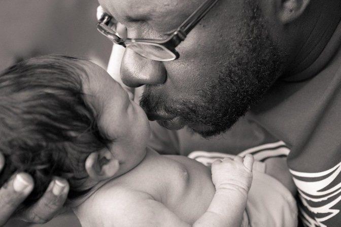 Ava & Daddy