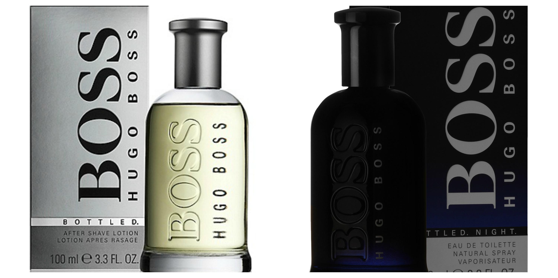Review Hugo Boss Hugo Boss Bottled Bottled Night The
