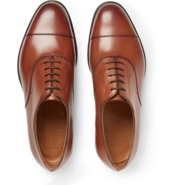 Edward Green Brown Oxford