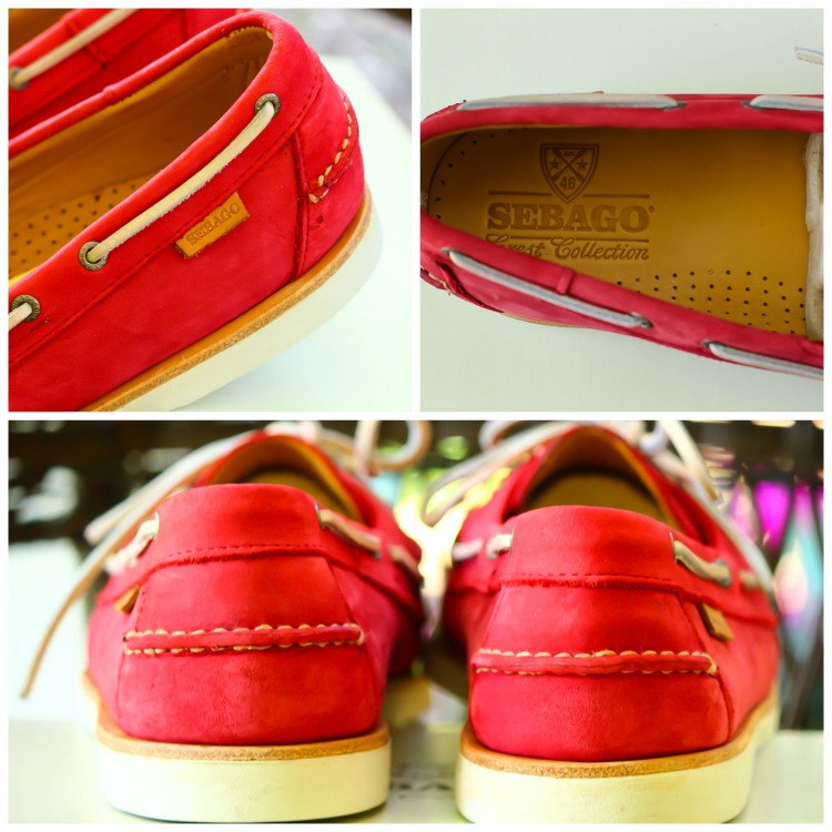 Sebago Collage