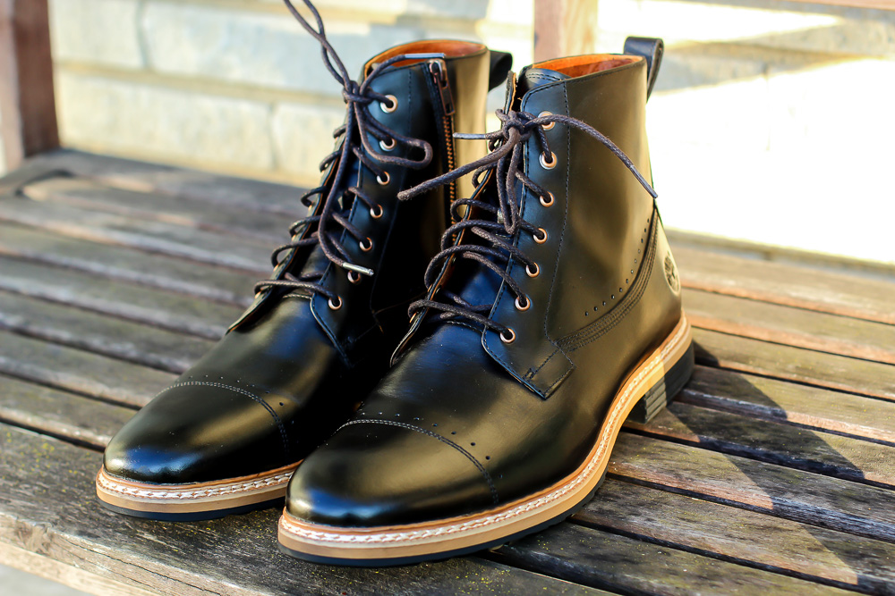 Review – Timberland West Haven – The