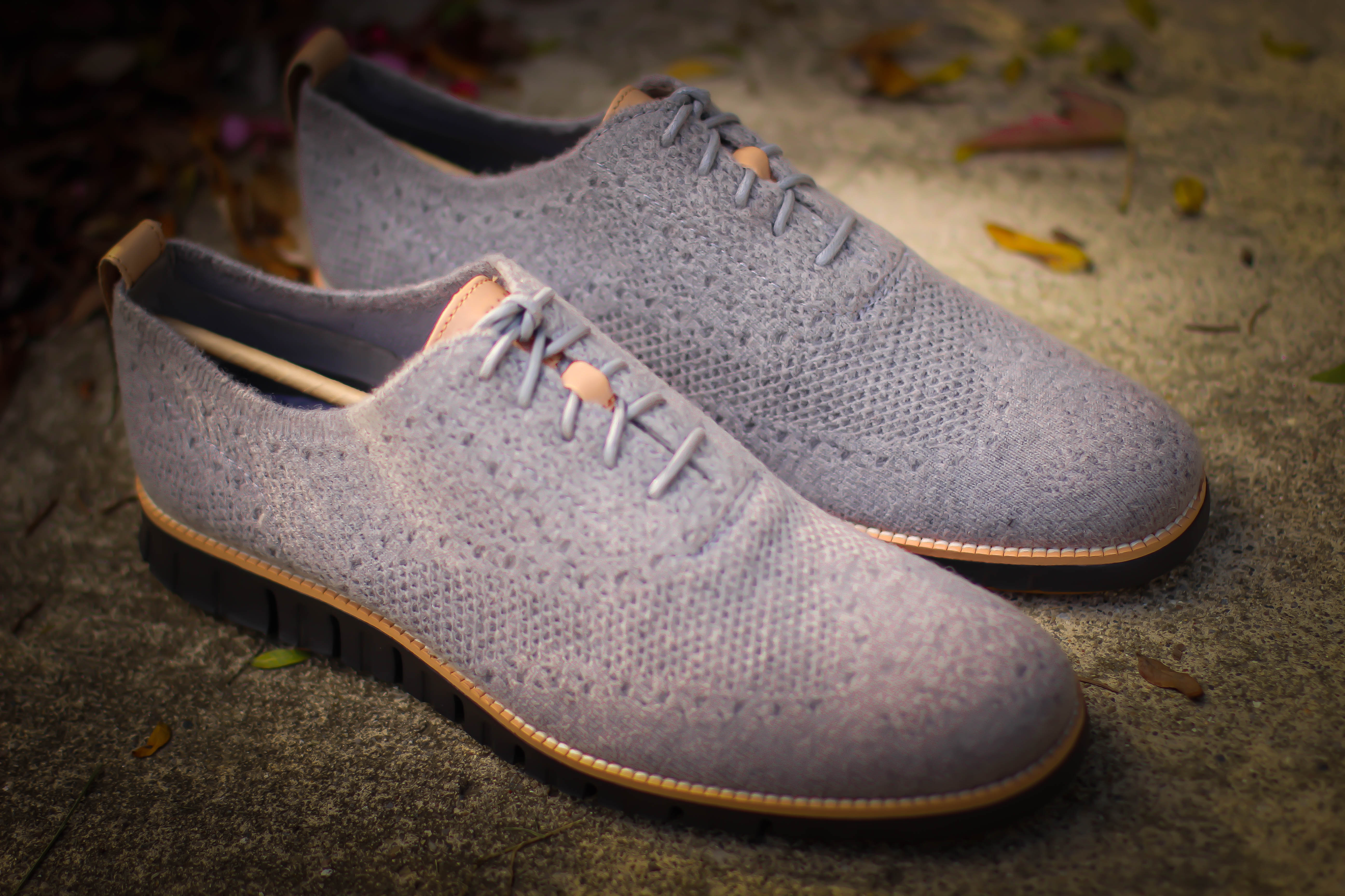 The Cole Haan Stitchlite Oxford and the